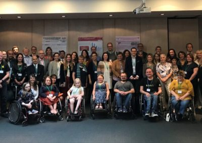 Hear See Smile Conference & IOFE AGM 2019